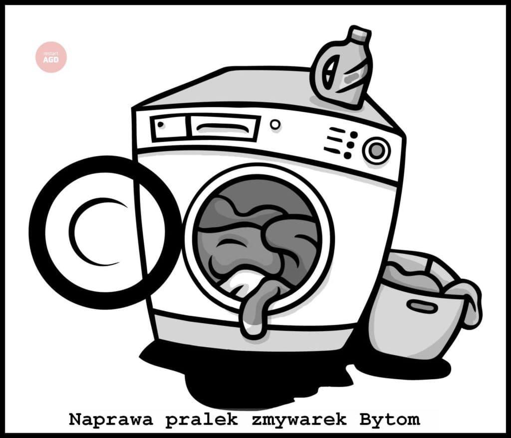 Naprawa zmywarek i pralek w Bytomiu