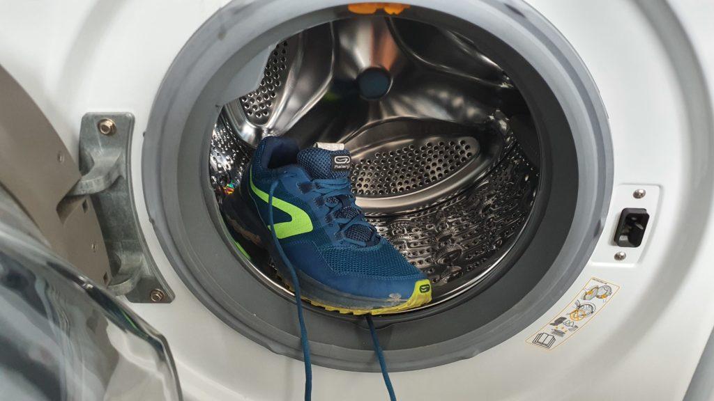 jak prać buty sportowe